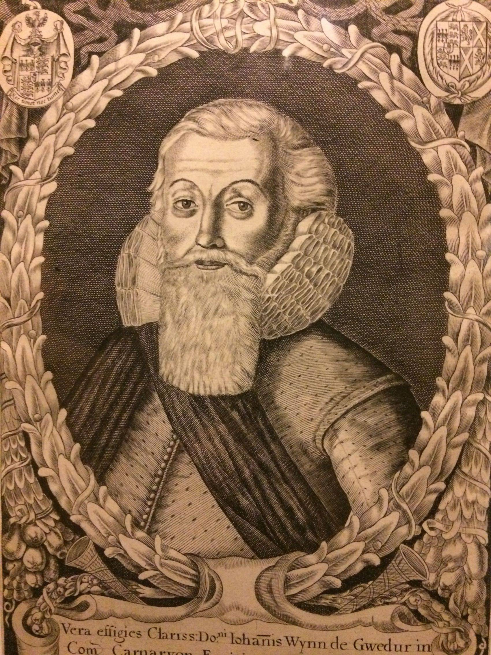 Sir John Wynn, First Baronet